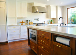 kitchen cabinets low