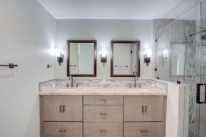 Coastal Bathroom Remodel, Carlsbad Contractor, Carlsbad Interior Designer, General Contractor, Interior Designer