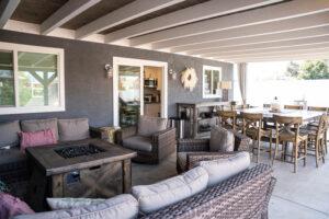 Carlsbad Interior Design, Patio, Outdoor Living, Carlsbad Remodel, Design Build, General Contractor